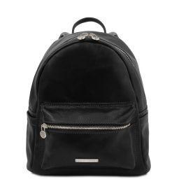 Sydney Leather backpack Черный TL141979