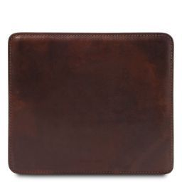 Leather mouse pad Dark Brown TL141891