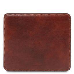 Tapis de souris en cuir Marron TL141891