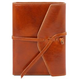 Leather journal / notebook Honey TL142027