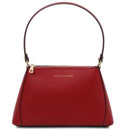 TL Bag Mini borsa in pelle Rosso TL141997