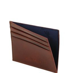 Exclusive leather credit/business card Black TL141494