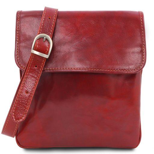 Joe Кожаная сумка через плечо Красный TL140987