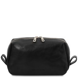 Owen Beauty case in pelle Nero TL142025