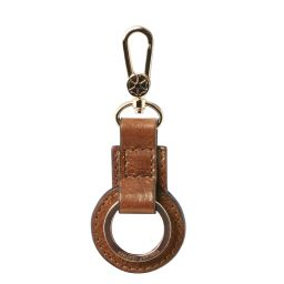 Leather key holder Телесный TL141923