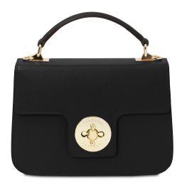TL Bag Sac à main en cuir Noir TL142078