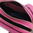 TL Bag Camera bag aus Leder Fucsia TL142084