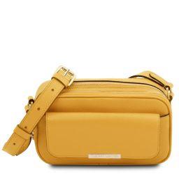 TL Bag Camera bag aus Leder Gelb TL142084