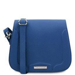 Jasmine Sac bandoulière en cuir Bleu TL141968