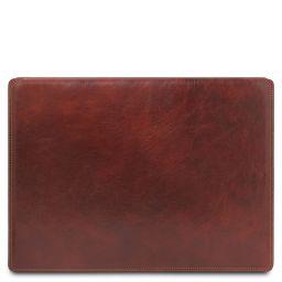 Leather Desk Pad Коричневый TL142054