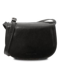 Isabella Lady leather bag Black TL9031