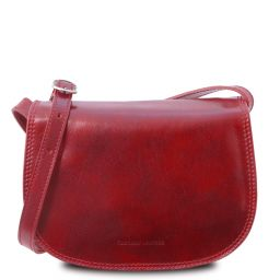 Isabella Lady leather bag Red TL9031