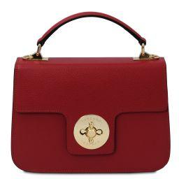 TL Bag Borsa a mano in pelle Rosso TL142078