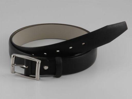 Esclusiva cintura in pelle Nero TL140541